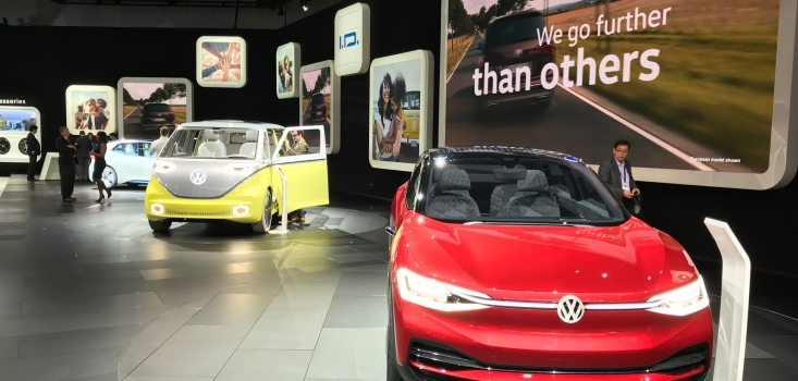 Volkswagen Wants to Become the Leader of Electric Vehicles
