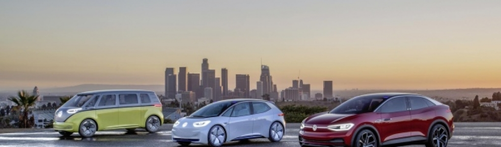 Volkswagen starts its electric car countdown