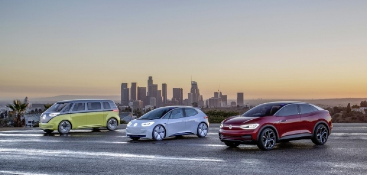 Volkswagen starts its electric car countdown